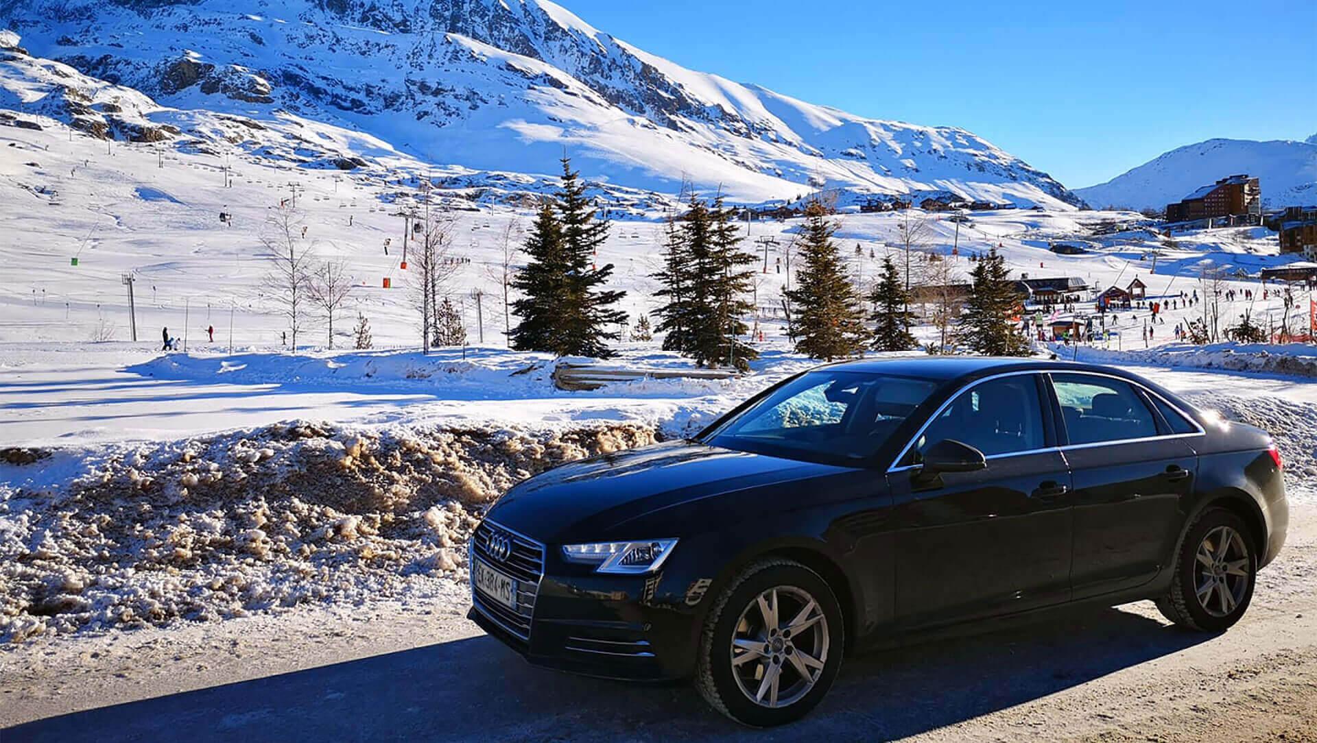 Chauffeur privé Station de ski
